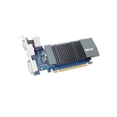 ASUS Videokártya PCI-Ex16x nVIDIA GT 710 2GB DDR5 Passzív