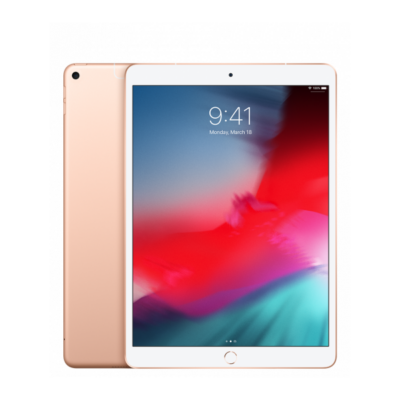 "Apple 10.5"" iPad Air 3 Wi-Fi + Cellular 256GB - Gold (2019)"