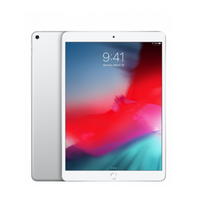 "Apple 10.5"" iPad Air 3 Wi-Fi + Cellular 256GB - Silver (2019)"