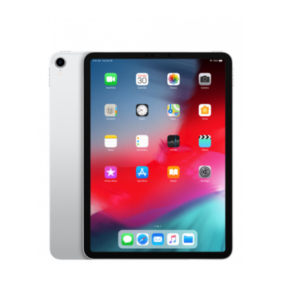 "Apple 11"" iPad Pro Cellular 256GB - Silver (2018)"