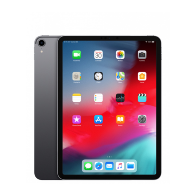 "Apple 11"" iPad Pro Cellular 64GB - Space Grey (2018)"