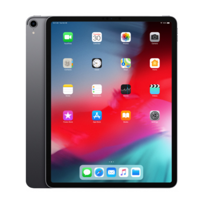 "Apple 12.9"" iPad Pro Cellular 256GB - Space Grey"