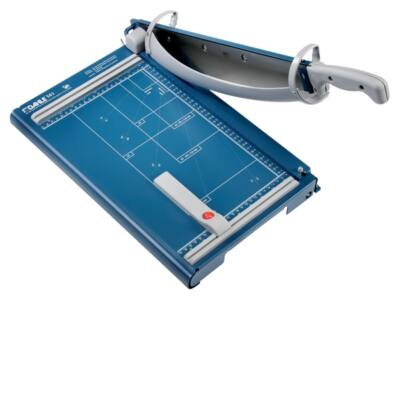 DAHLE Papírvágó 561, A4, 35 lap (70gr) - (Professional guillotine with automatic safety guard)