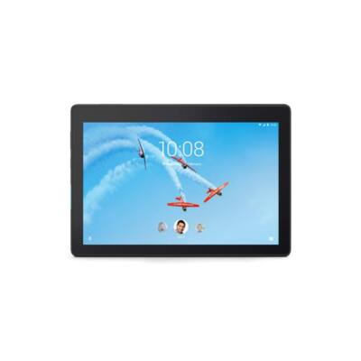 """LENOVO Tab E10 (TB-X104F), 10.1"""" HD, Qualcomm  APQ8009 QC, 2GB, 16GB eMCP, Android 8.1, Black"""