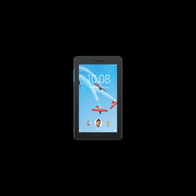 """LENOVO Tab  E7  (TB-7104F), 7,0"""" HD, MediaTek MT8167A/D, Quad-Core, 1GB, 8GB eMCP, Android 8.1, Fekete"""