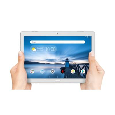 "LENOVO Tab P10 (TB-X705L), 10.1"" FHD IPS, Qualcomm Snapdragon 450 OctaCore, 3GB, 32GB eMCP, LTE,  Android 9.0, White"