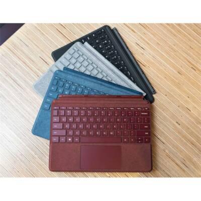 Microsoft Surface GO Type Cover Platinum