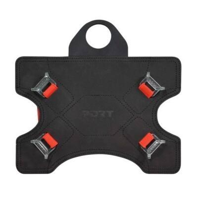 """Port Designs Muskoka univerzális autós tablet tartó, 9""""-10,1"""", fekete"""