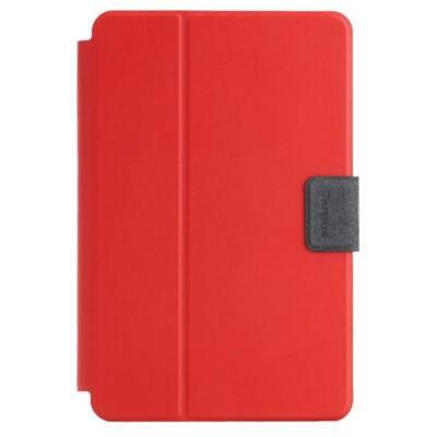 "TARGUS Tablet tok, SafeFit 9-10"" Rotating Universal Tablet Case - RED"