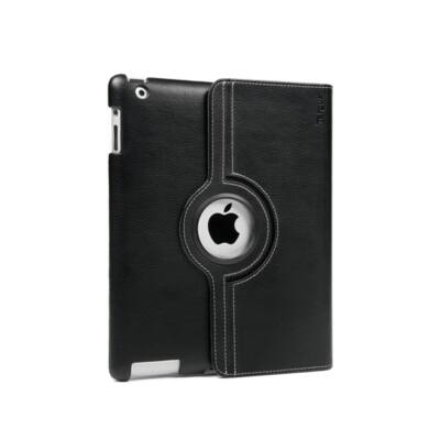 TARGUS Tablet tok, VersaVu™ Rotating Stand New iPad Tablet Case - BLACK