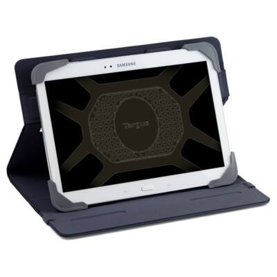 TARGUS Tablet tok, Fit N´ Grip 7-8 inch Universal Tablet Case - Black (THZ660GL)